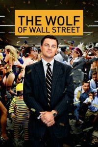 "Plakat von ""The Wolf of Wall Street"""