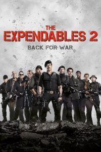 "Plakat von ""The Expendables 2"""
