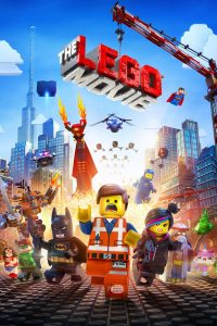 "Plakat von ""The Lego Movie"""