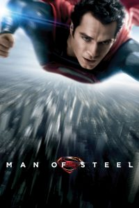 "Plakat von ""Man of Steel"""