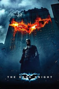 "Plakat von ""The Dark Knight"""